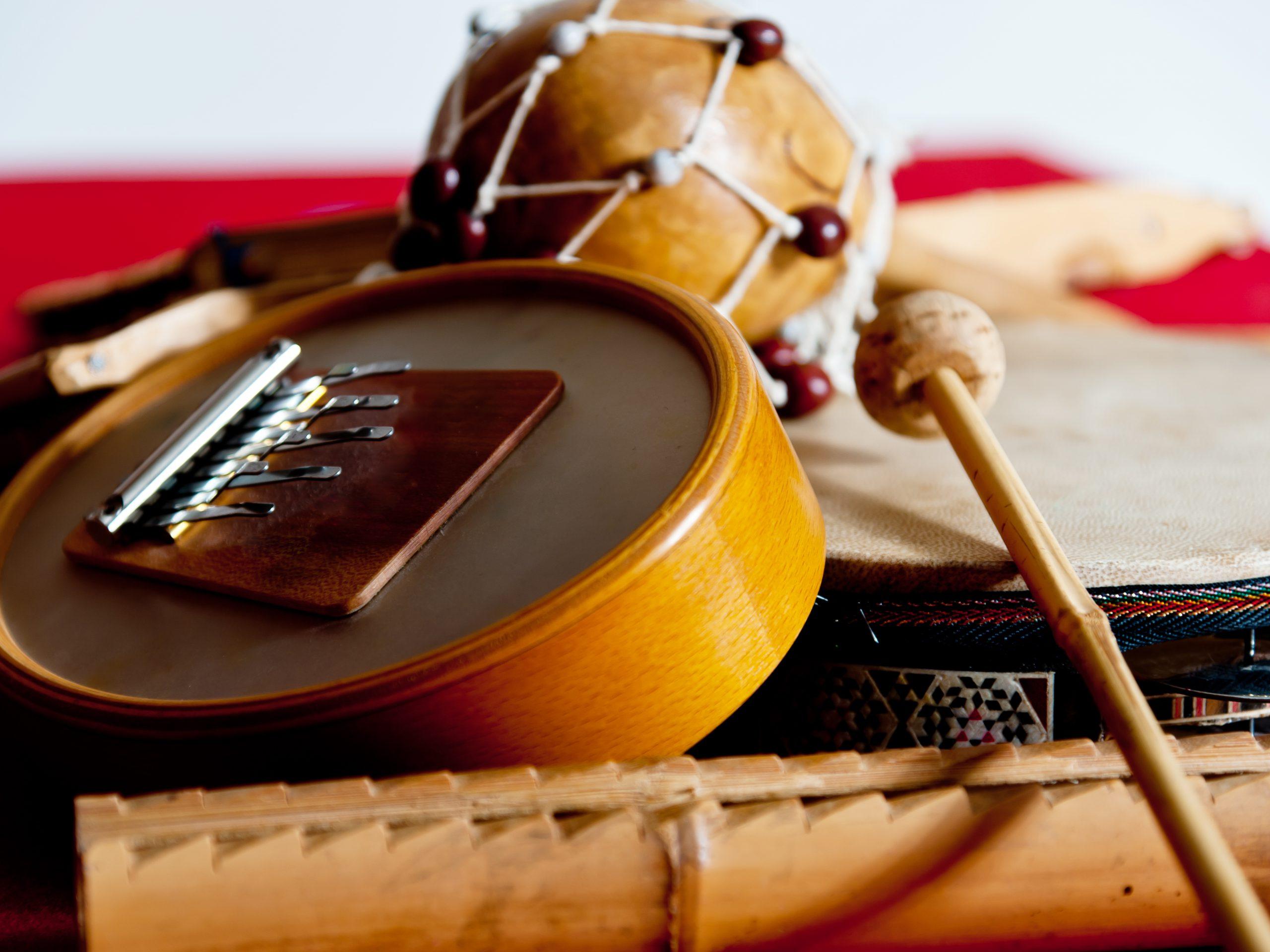 Musiktherapie für Erwachsene